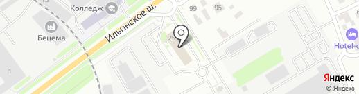 СТРОЙИНЛОК на карте Красногорска