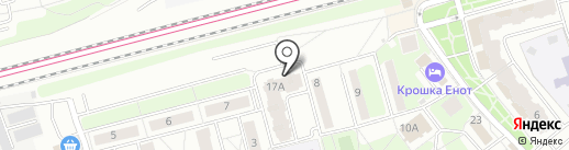 Педагогический центр на карте Красногорска