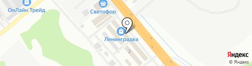 ЕТМ-Групп на карте Химок