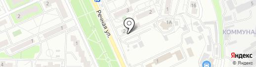 СОГАЗ на карте Красногорска