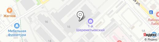 KonteynerLine на карте Химок