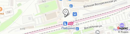 Дары Белоруссии на карте Красногорска