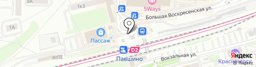ПрессЛайн на карте Красногорска