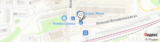 Добрынинский и Партнёры на карте Красногорска
