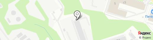 Маркус Авто на карте Красногорска