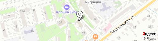 Art-M на карте Красногорска