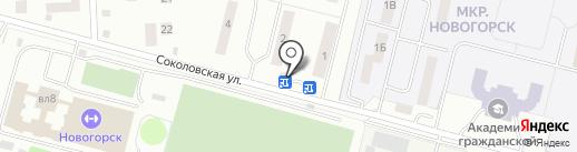 Комфорт на карте Химок