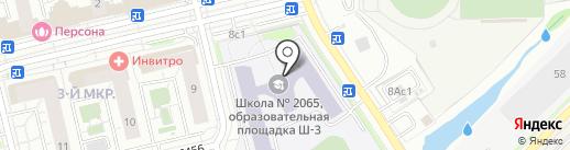 Гармония на карте Московского