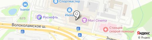 Diva на карте Красногорска