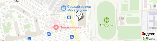 СушиСет на карте Московского