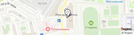 Мираторг на карте Московского