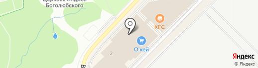 KIDS STYLE на карте Московского
