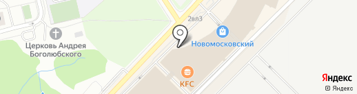 PIZZABAR на карте Московского