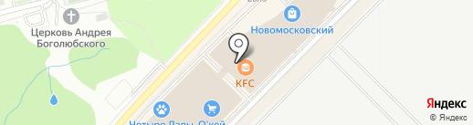 Drive shop на карте Московского