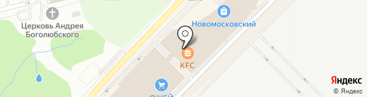 Digital Device на карте Московского