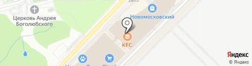 ap:Store на карте Московского