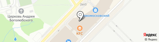 BLOOMY на карте Московского