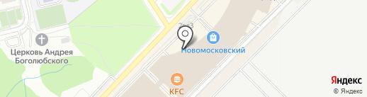 Parvati на карте Московского