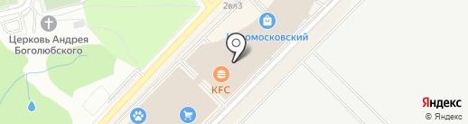 Image на карте Московского