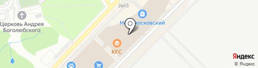 Concept Club на карте Московского