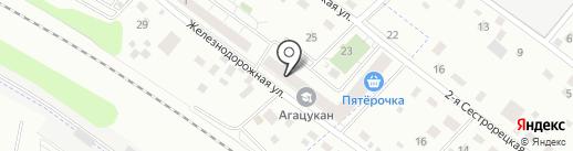 Мастерская по ремонту одежды на карте Химок