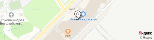 Л`Этуаль на карте Московского