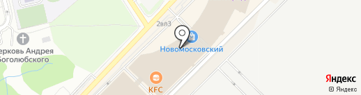 PLAY BOX на карте Московского