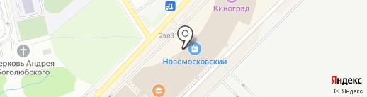 MUI LOO на карте Московского