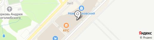 Westland на карте Московского