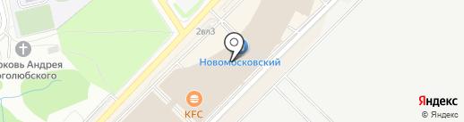 LABBRA на карте Московского