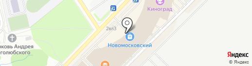 Feliggi на карте Московского