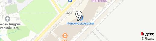 Philosophia на карте Московского