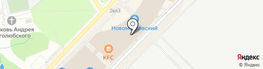 Твой шарм на карте Московского