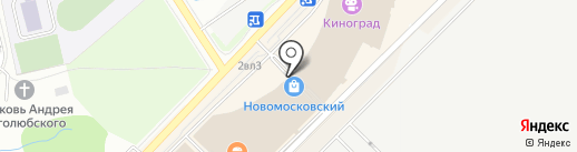 BAROCCO на карте Московского