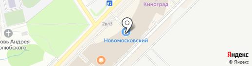 Delice на карте Московского