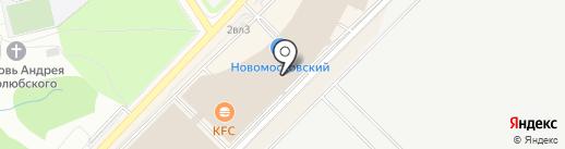 Fabio Paoloni на карте Московского