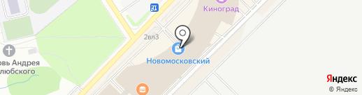 Smile на карте Московского