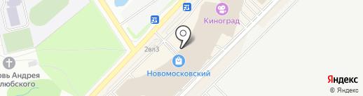 Саквояж на карте Московского