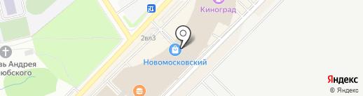 Valencia на карте Московского