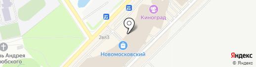 Berry Vi на карте Московского
