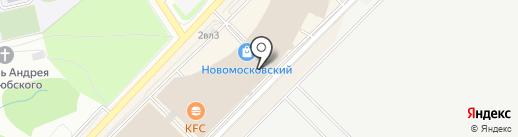 Jacklin на карте Московского