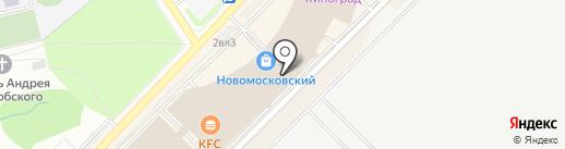 Gulliver на карте Московского