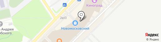 DEA NOTTE на карте Московского