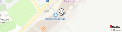 ELC на карте Московского