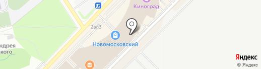 Rittori на карте Московского