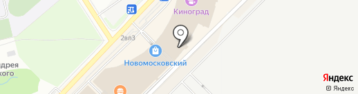 Borodach на карте Московского