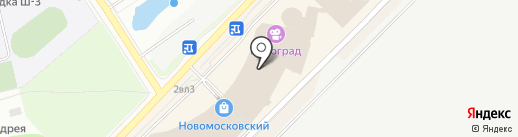Janita на карте Московского