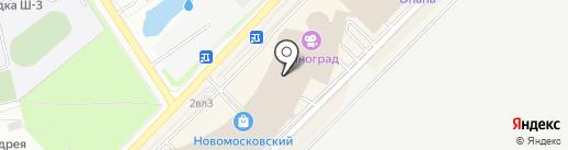 ALVIS на карте Московского