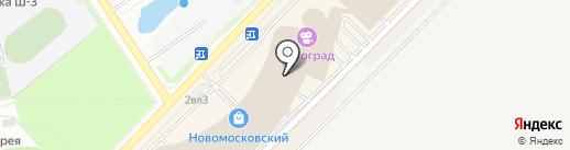 Francesco на карте Московского