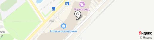 Americano на карте Московского
